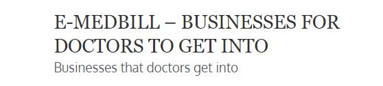 Top Medical Billing Company in San Bernardino